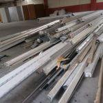 Çelik Çatı ve Çelik Konstrüksiyon Fabrika Sökümü