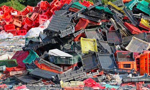adresten plastik hurdası alan hurdacı